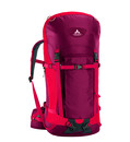 Vaude Rock 35+10 darkred